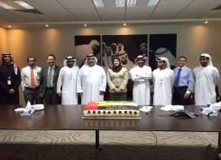 Abu Dhabi Housing Authority Establishment Team