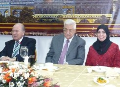President of the State of Palestine, Mahmoud Abbas