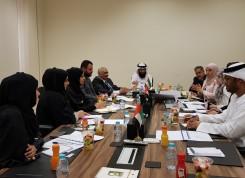 Sharjah City Municipality - Meeting