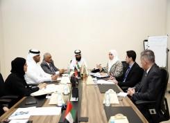 Sharjah City Municipality Meeting